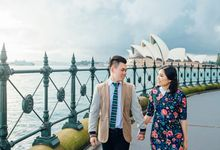 Sydney Engagement by Ted by Monopictura
