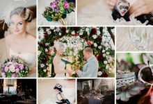Classic Wedding by Bonvin Events