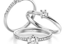 Solitaires & Anniversary Rings by Rings N Bands