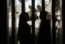 Rustic engagement story of Jihan & Genda by leera films