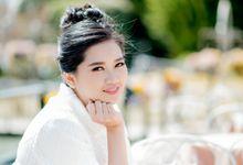 Fery & Agustine Prewedding by Silvia Kurnia Dewi MUA