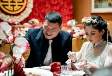 JW Marriot - Acai & Jessie by Maestro Wedding Organizer
