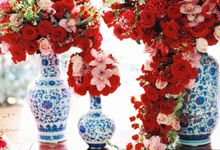 ORIENTAL LOVE by The Wedding Atelier