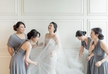 The Wedding of Kevin & Stella by Kairos Works