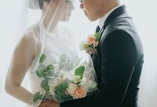 Isabella & Andri Wedding Highlight by Financial Hall by IKK Wedding