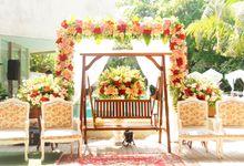 The Wedding of Garet & Ika by DIY Planner