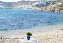 Engagement in Mykonos by Sotiris Tsakanikas Photography