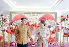Sangjit of Ari & Novi by Maestro Wedding Organizer