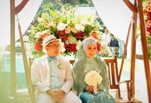The Wedding of Garet & Ika by The Day is Yours (Event & Wedding Arranger)
