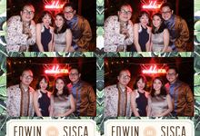 Wedding EdSki2016 by lolphotobooth.co