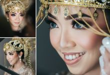 Frida & Aam Wedding Day at Manggala Wanabhakti by GoFotoVideo