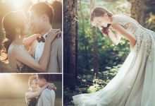 Patty & Nando Prewedding by GoFotoVideo