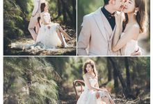 Wiliam & Sarah Romantic Memonts Prewedding by GoFotoVideo