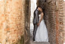 pre-wedding photosession in Venice by Luca, Photographer in Venice