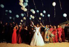 Western Style Wedding Ceremony by Happy Bali Wedding