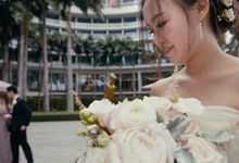 Pernyi & Jessica by Alex Liang Weddings