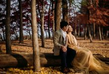 Marcel & Marcella Korea Prewedding by Teora Photography