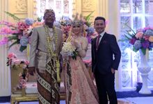 The Wedding Of Rizki & Tata by Starlight Entertainment