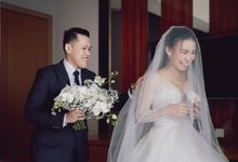 Menara Mandiri - Prosesi Penjemputan Juan & Bella by IKK Wedding Venue