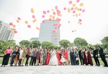 Michael & Shierly by One Heart Wedding