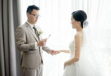 The Wedding Of  Arvin & Jessica by Finest Organizer