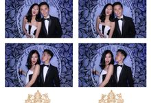 Wedding of Kevin&Sasha by lolphotobooth.co