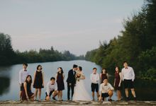 Entourage of Ken & Cindy by Hong Ray Photography