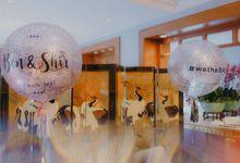 Ben & Shirlene - Four Seasons Hotel by Hong Ray Photography