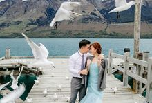 NEW ZEALAND PREWEDDING BY TED by Monopictura