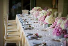 Bohemian Summer Wedding by 7 Sky Event Agency