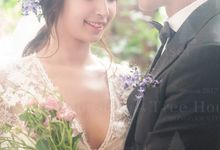 Korea Pre-Wedding Photoshoot - Studio 01 by Willcy Wedding by Willcy Wedding - Korea Pre Wedding
