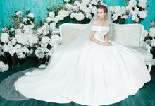 Floral Symphony by Digio Bridal
