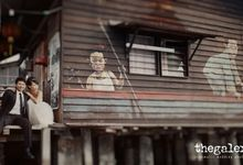 Jason & Sherry - Penang by thegaleria