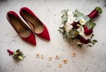 four legs of one heart by Tatiana Malysheva