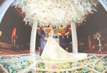 The Wedding of Edward & Irin by Starlite Photography