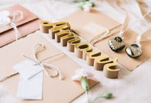 We found Ilaire from Wedding Boutique Phuket, and she made me feel so excited and motivated planning the wedding of our dreams since day one. I was al by Wedding Boutique Phuket