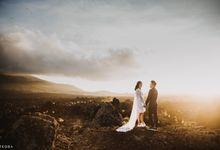 Andrey & Ria Bali Prewedding by Teora Photography