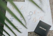Wedding of  K & B by NBD Organizer