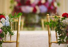 Zizi & Indresh Wedding by Bojou Weddings