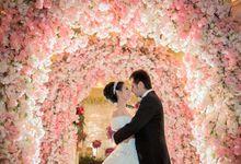 The Wedding of Riyou & Reinita by JUZZON PRODUCTIONS