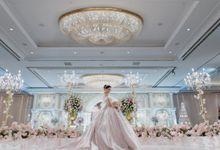 Shangri-la - Alvien & Olivia by Maestro Wedding Organizer
