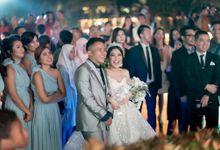 Hyatt - Amandio & Debby Supit by Maestro Wedding Organizer