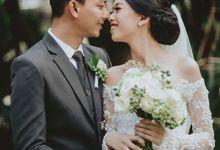 Kara & Valdi by ProjectDEA Wedding Planner