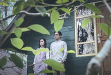 Prewedding chilo & guna by Alunna