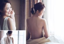 Freddy & Yusi Preparation for their wedding at JW Marriot by GoFotoVideo