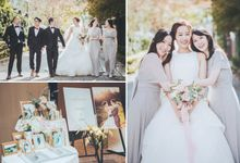 Henry & Gina Wedding Day by GoFotoVideo