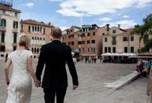Wedding in Venice by Luca, Photographer in Venice