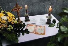 Wedding 50th Anniversary of Cornelis & Rosah by Retro Photography & Videography