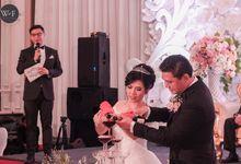 Wedding of Edi & Eli by Demas Ryan & Lasting Moments Entertainment