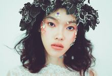 Contemporary & Peculiar Whimsical by Keira Floral